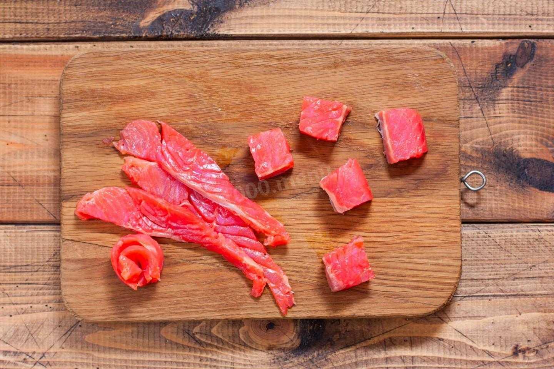 Рецепт канапе с семгой вкусные, недорогие варианты 2020 фото