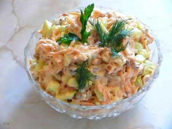 Салат «лисья шубка» - новая интерпретация всеми любимого салата