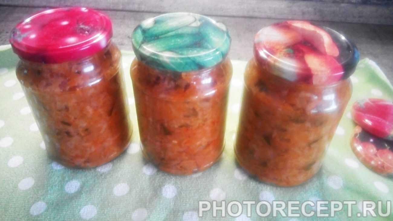 Солянка на зиму в банках. рецепты с капустой вкусной суповой заправки