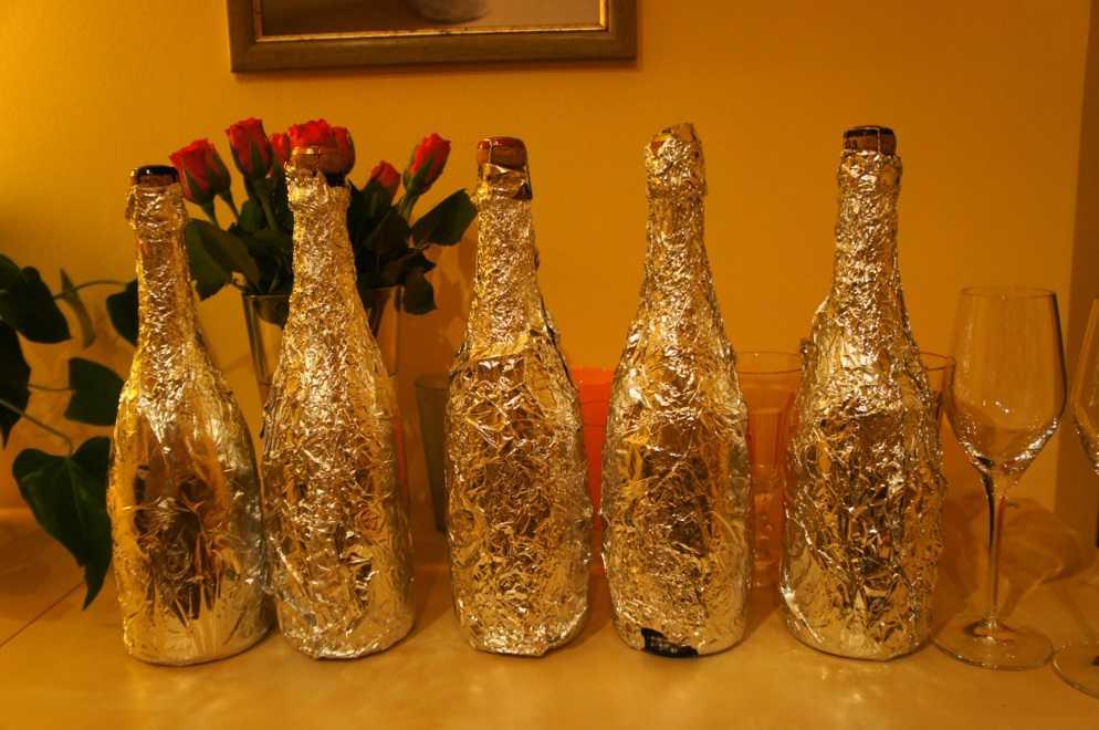 Как в домашних условиях сделать шампанское своими руками