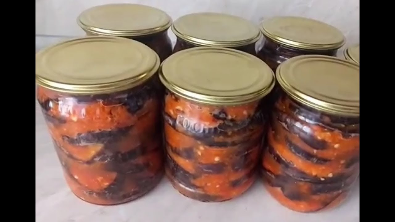 Баклажаны по-грузински быстрого приготовления — 8 самых вкусных рецептов