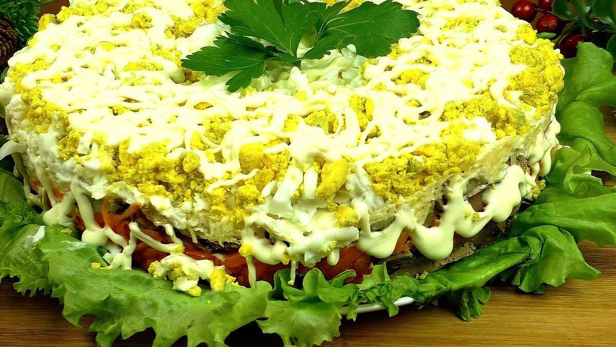 Салат из куриной печени - 9 очень вкусных рецептов