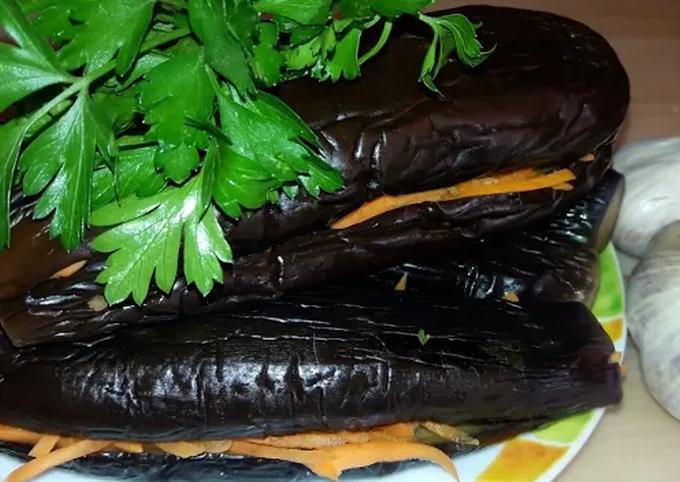Баклажаны по-грузински на зиму: рецепты приготовления