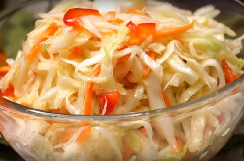 Простые рецепты засолки капусты в банках: на зиму, за один день и за 2 часа