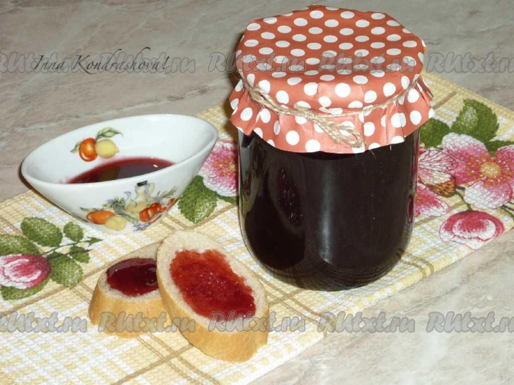 Как приготовить варенье из терносливы (с косточками и без): 2 простых пошаговых рецепта с фото