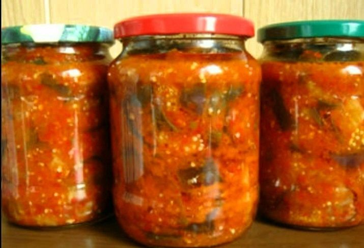 Баклажаны жаренные с чесноком и помидорами (расскажу, как приготовить)