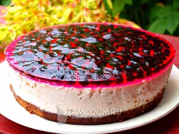 Суфле из черной и красной смородины: рецепты с творогом, для торта