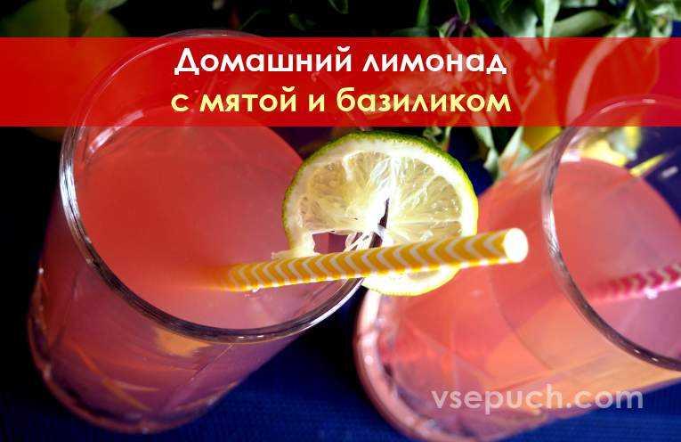 Напиток (лимонад, мохито) с лаймом и мятой: как называется, как сделать в домашних условиях