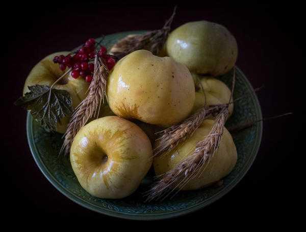 Моченые яблоки рецепт приготовления в домашних условиях в банке-- 5 подробных рецептов