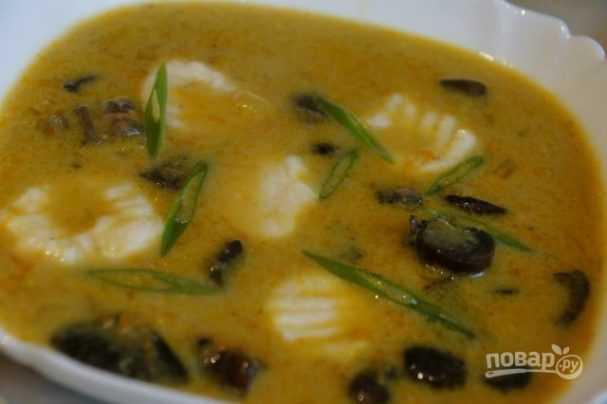 Суп грибной из замороженных грибов – вкуснейшее первое блюдо: рецепт с фото и видео