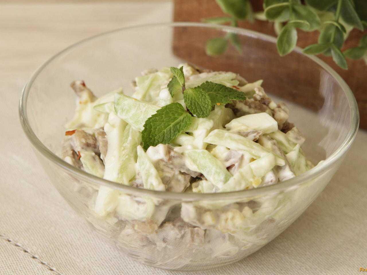 Салат «ташкент»: рецепт классический с фото