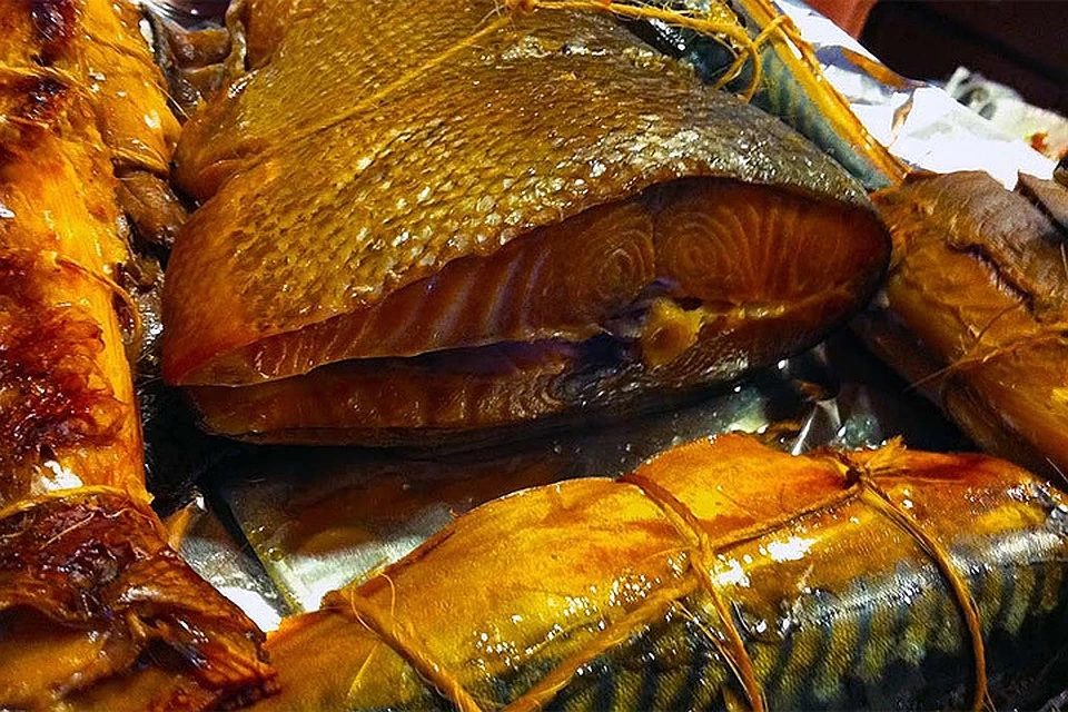 Подготовка рыбы для копчения, принципы засолки и маринования