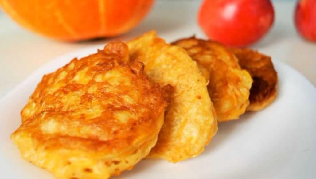 Блинчики из тыквы – 9 быстрых и вкусных рецептов