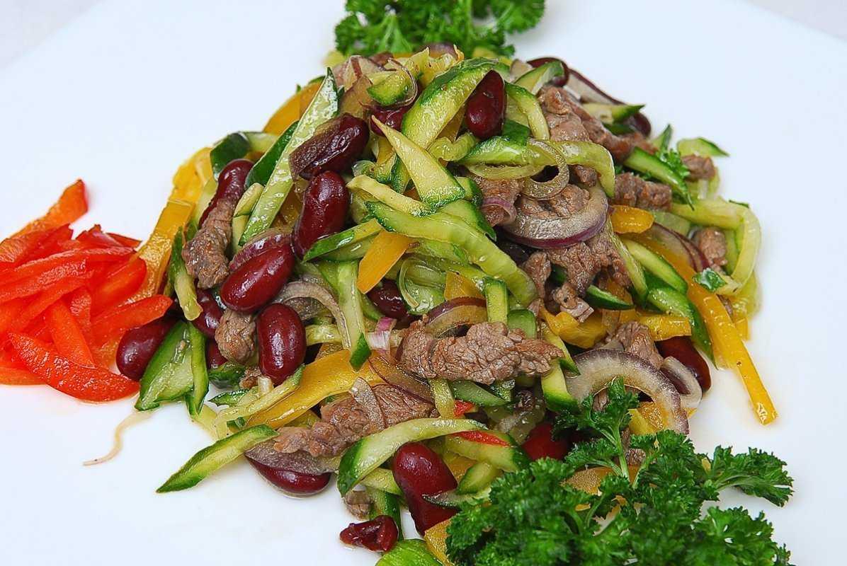 Салат ташкент рецепт классический сталика ханкишиева