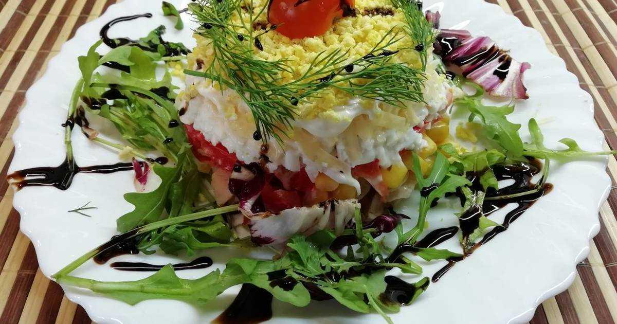Салат с помидорами и сыром на скорую руку рецепт с фото пошагово - 1000.menu