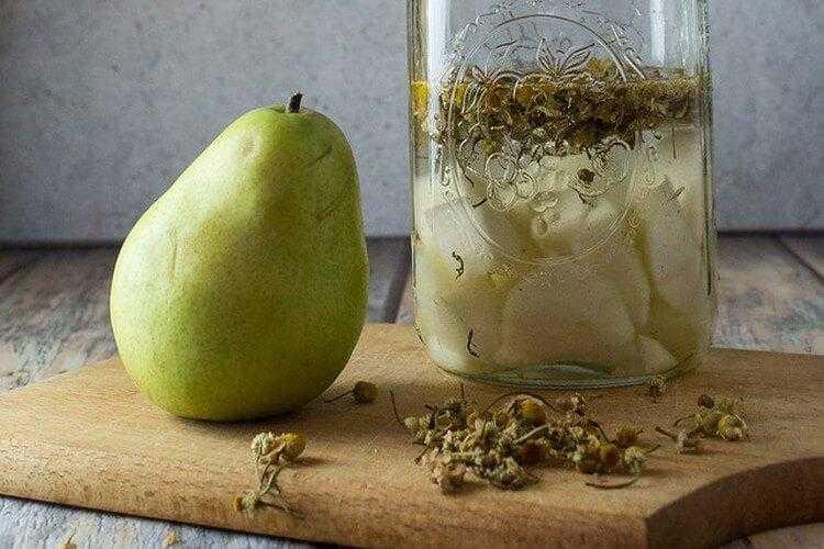 Наливка из груши в домашних условиях: простой рецепт