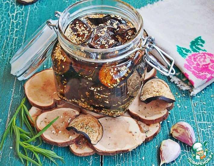 Вяленые баклажаны в духовке на зиму: 5 лучших рецептов приготовления