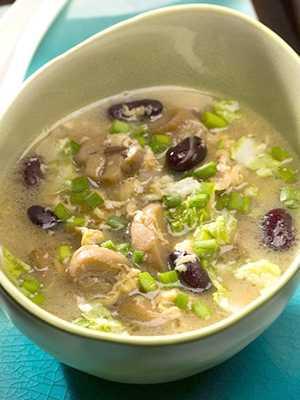 Суп из подосиновиков: свежих, замороженных, сушеных, сколько варить грибы, фото