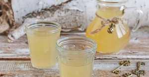 8 рецептов кваса из березового сока в домашних условиях
