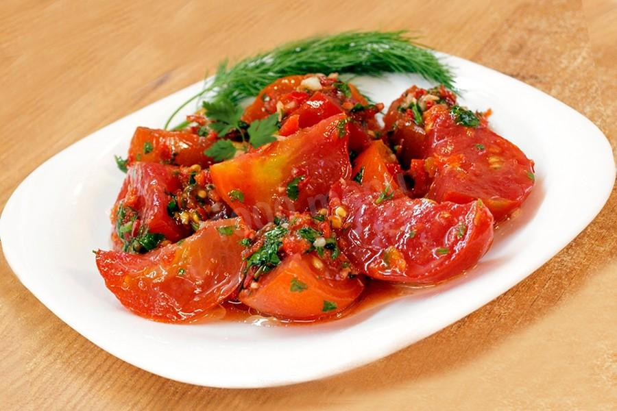 Малосольные зеленые помидоры: подборка простых и вкусных рецептов приготовления.