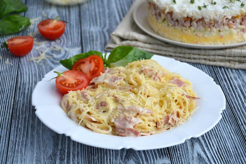 Паста с лисичками - 62 рецепта: паста | foodini