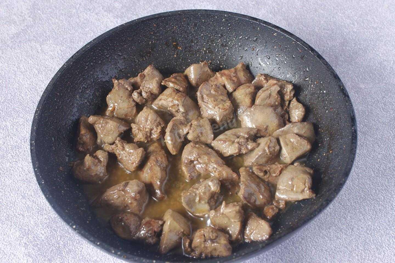 Салат с грибами шампиньонами и печенью – 5 классных рецептов