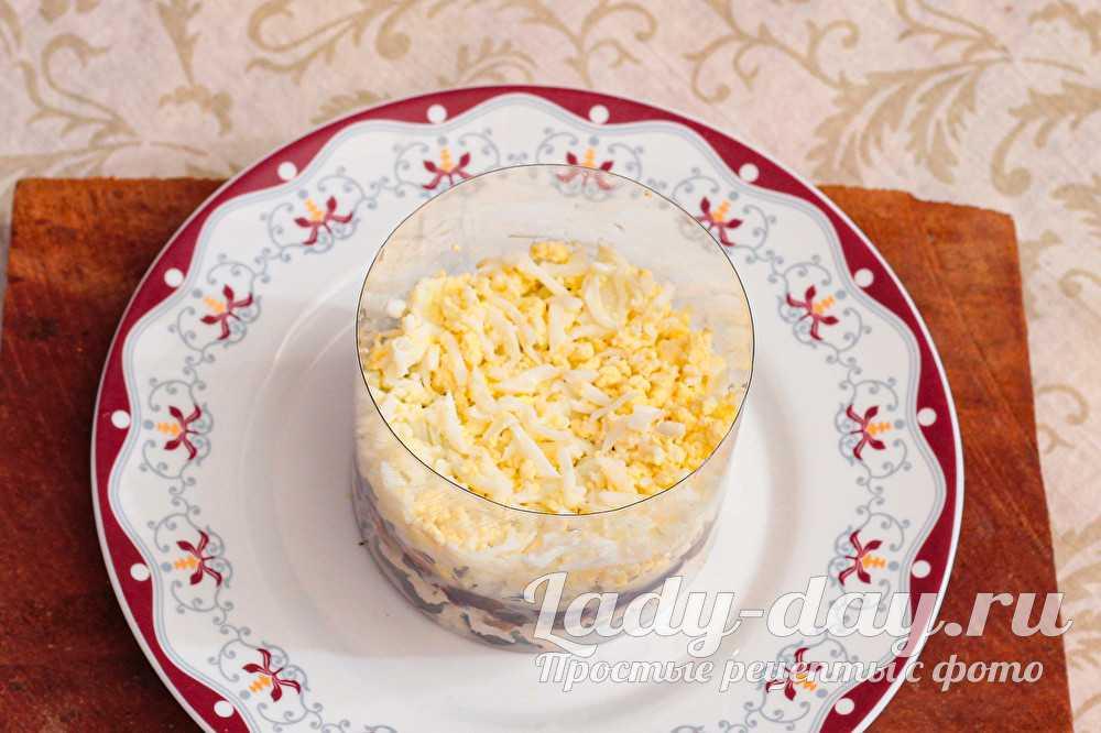 Салат меркурий рецепт с фото - мир кулинарии