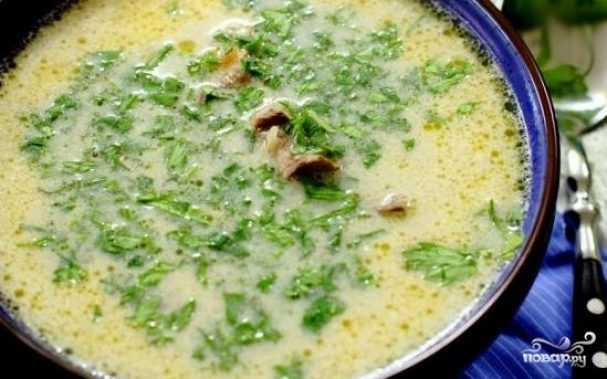 Лапша с грибами – больше, чем обычный суп