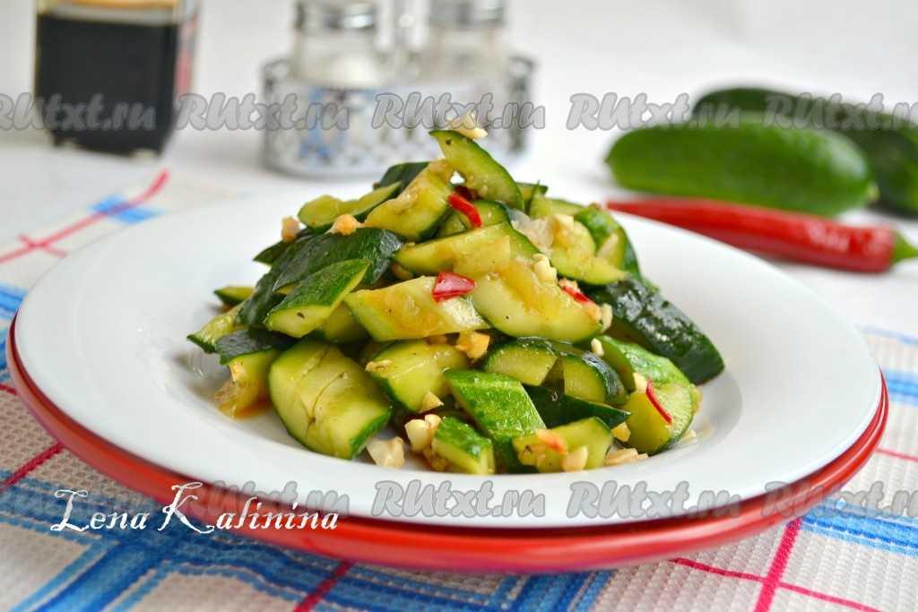 Битые огурцы по-китайски — рецепты разных вариантов с фото: с говядиной, тофу; пошаговое приготовление блюда восточной кухни, ингредиенты, а также советы хозяйкам