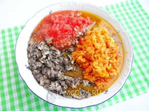 Грибная икра из вареных грибов самый вкусный рецепт на зиму