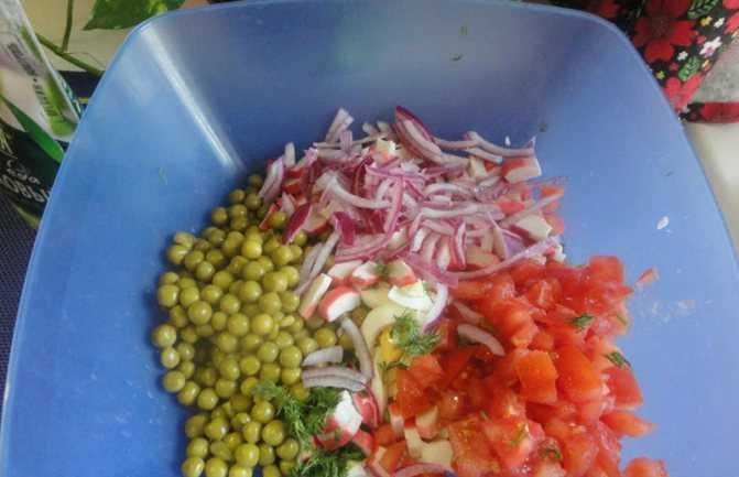 Летние салаты. топ 9 оригинальных рецептов