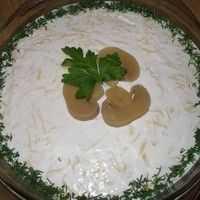 Готовим салат с грибами и сыром метелица: поиск по ингредиентам, советы, отзывы, пошаговые фото, подсчет калорий, удобная печать, изменение порций, похожие рецепты