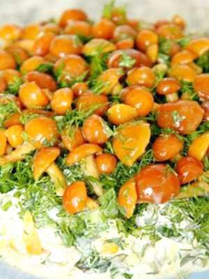 Рецепт маринованных рыжиков: готовим на зиму хрустящие грибочки