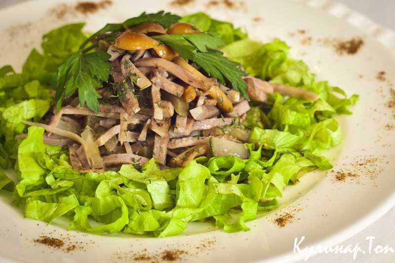 Салат из говядины отварной – сытное блюдо: рецепт с фото и видео