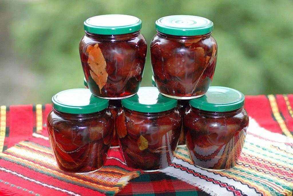 Пошаговый рецепт приготовления маринованной тыквы с фото