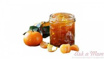 Варенье из мандаринов дольками и без кожуры   рутвет - найдёт ответ!