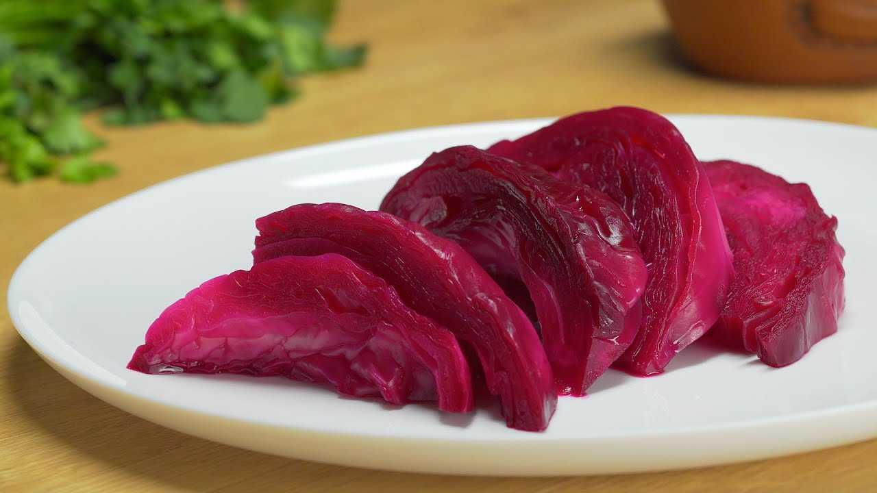 Капуста по-гурийски: пошаговый рецепт со свеклой, фото, классическая маринованная без уксуса, правильный способ приготовления, самый вкусный вариант с маслом