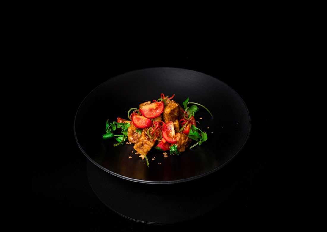 Салат из баклажанов заалюк