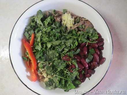 Как приготовить салат тбилиси по пошаговому рецепту с фото