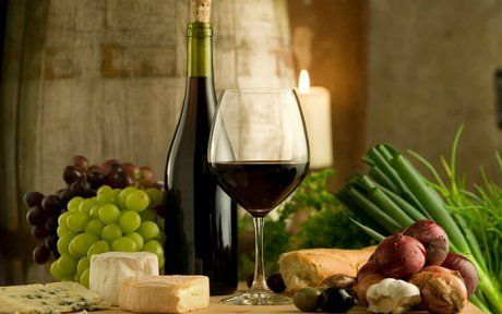 Белое вино из винограда
