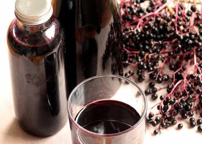 Настойка из черноплодной рябины на водке: рецепты приготовления