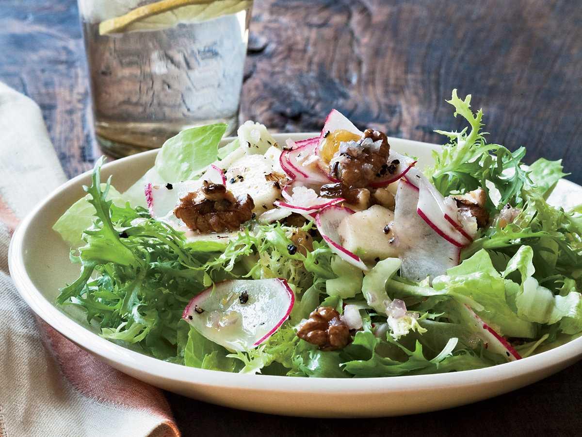 Как сделать салат со стеблевым сельдереем по пошаговому рецепту с фото