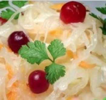 Способы закваски капусты с добавлением клюквы русский фермер