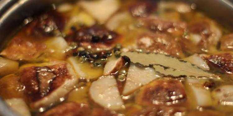 Грибной суп из замороженных грибов — 6 простых и вкусных рецептов