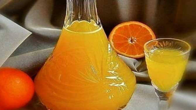 Мандариновая настойка на водке - популярные рецепты