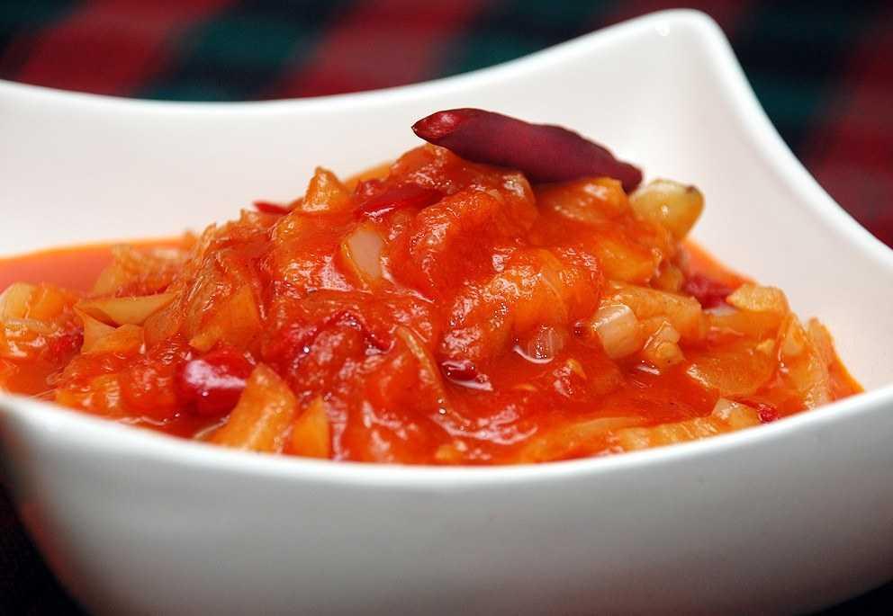 Венгерский салат: рецепт с фото . милая я