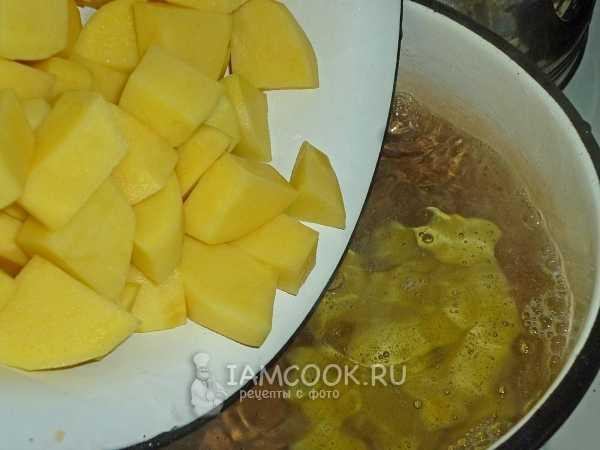 Суп с клецками - самые вкусные 4 рецепта