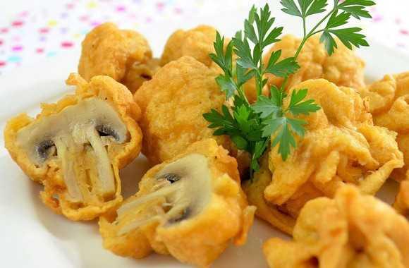 Шампиньоны на сковороде - 181 рецепт приготовления пошагово - 1000.menu