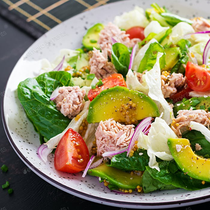 Салат с тунцом и крабовыми палочками , пошаговый рецепт, фото, ингредиенты – meri