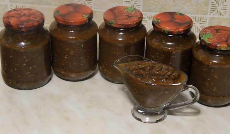 Икра из кабачков и баклажанов - 7 рецептов на зиму